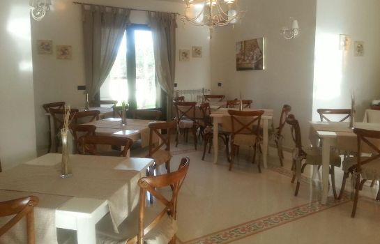 Sala de desayuno Willaria country house