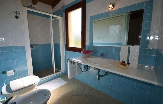 Badezimmer Limone Beach Resort