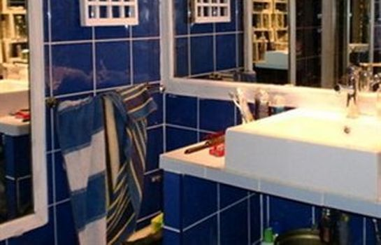 Bagno in camera Bed and Breakfast Guesde