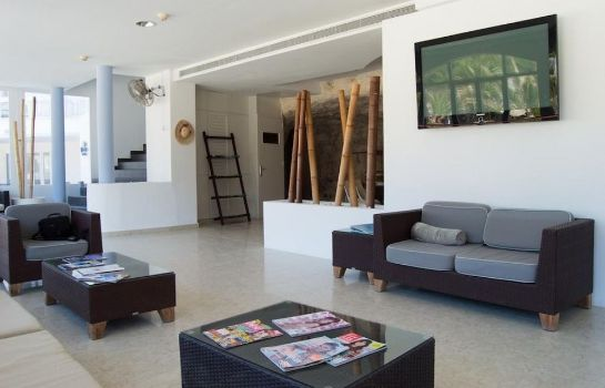 Hol hotelowy BeacHouse Playa Santandria Hotel & Spa - Adults Only
