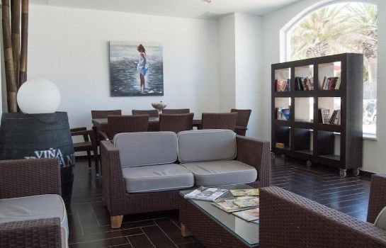 Hotelhalle Hotel Playa Santandria - Adults Only Hotel Playa Santandria - Adults Only
