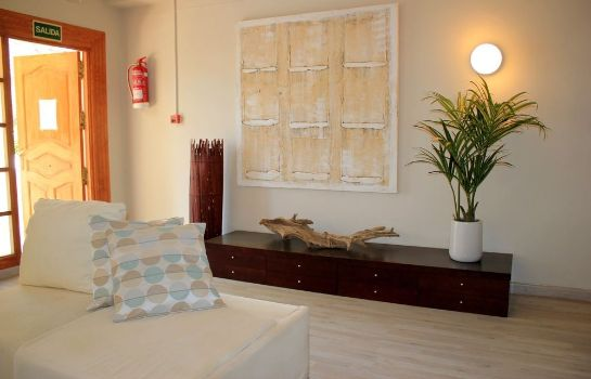 Vista all'interno La Concha Soul Boutique Hotel
