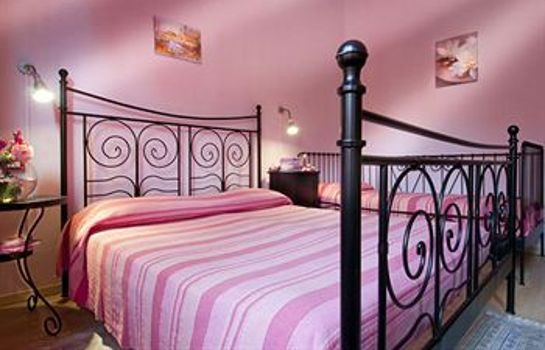 Single room (standard) Hotel Le Betulle