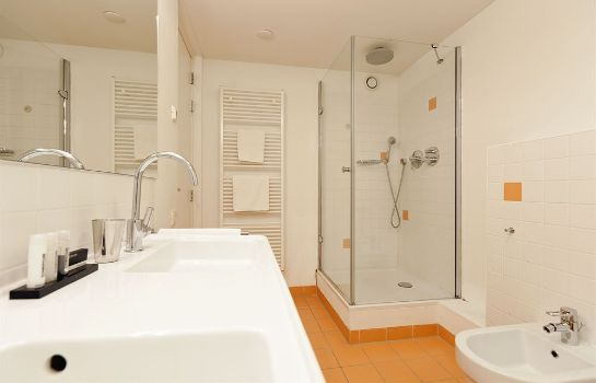 Bagno in camera Lex Apartments
