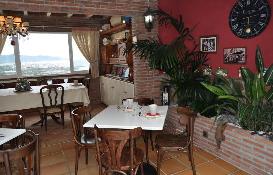 Breakfast room Welcome Inn Nerja