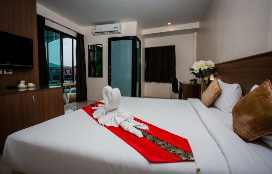 Standardzimmer The Wave Patong Boutique Hotel