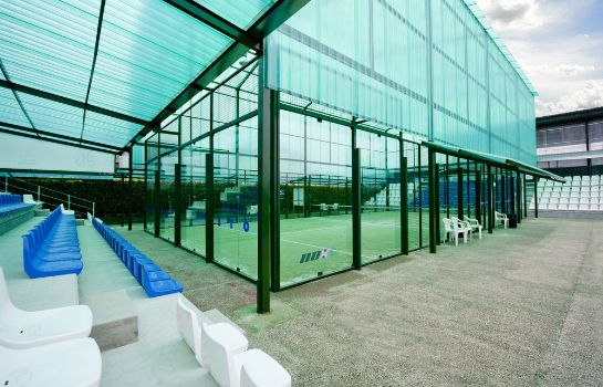 Sports facilities Hotel Santiago & SPA