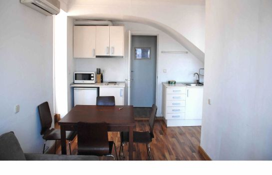 Info Apartment Barcelona Atic