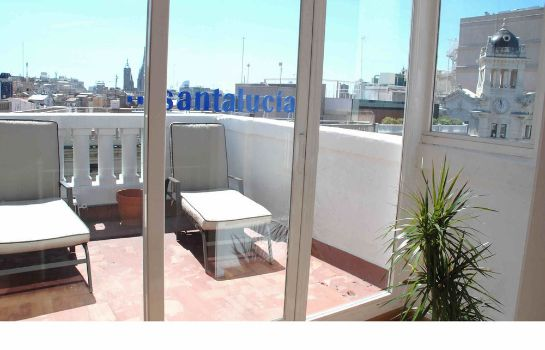 Terrasse Apartment Barcelona Atic