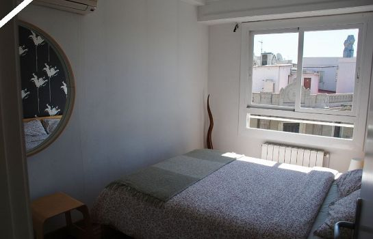 Standardzimmer Apartment Barcelona Atic