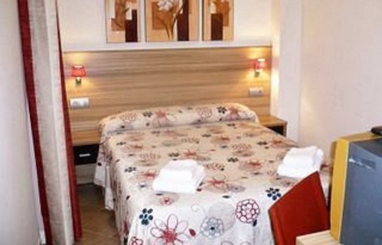 Single room (standard) Hotel Trebol
