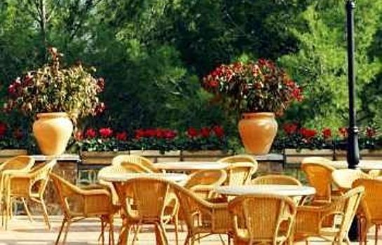 Terrasse Hotel-Spa-Sant Ferriol