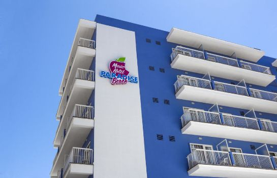 Imagen Paradise Beach Music Hotel - Adults Only