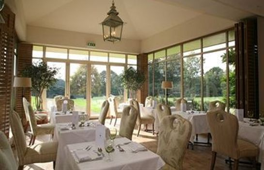 Restauracja Grayshott Health Spa