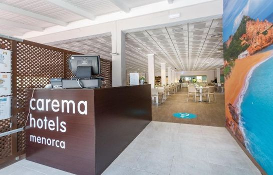 Restaurant Carema Club Resort