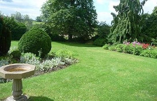 Garden The Mount B&B Somerton