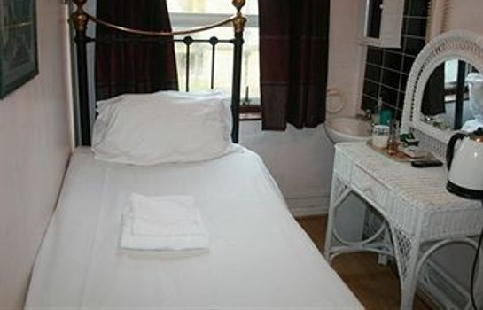 Single room (standard) Diana Lodge