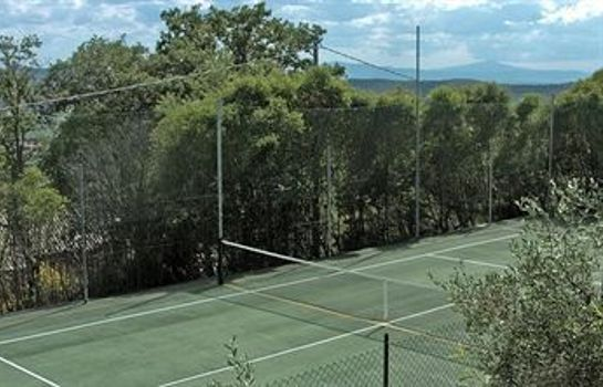 Tennisplatz Country Hotel le Rocce