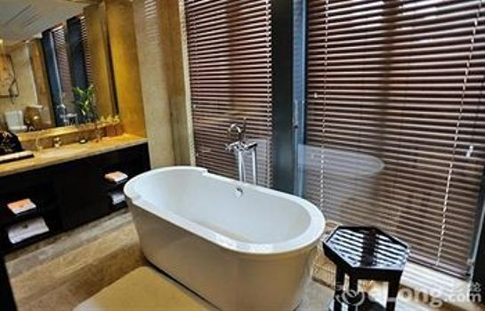 Bagno in camera All Seasons Hotel Suzhou