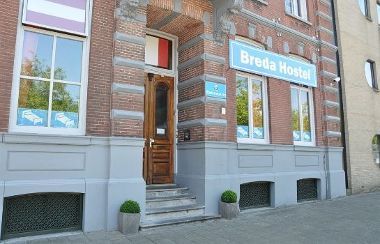 Vista exterior Youth Hostel Breda
