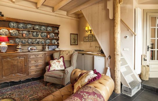 Interior view Mulberry Cottage