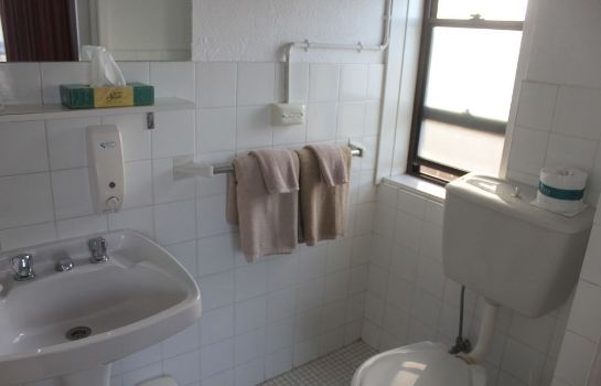 Cuarto de baño Normandie Motel and Function Centre