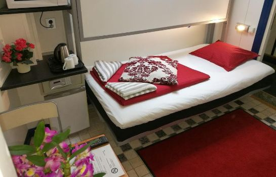 Buitenaanzicht Stockholm Classic Budget Hotell