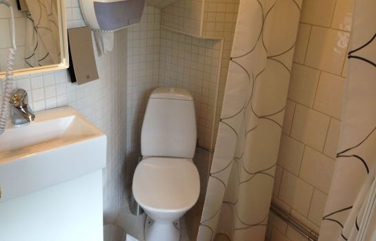 Badkamer Stockholm Classic Budget Hotell