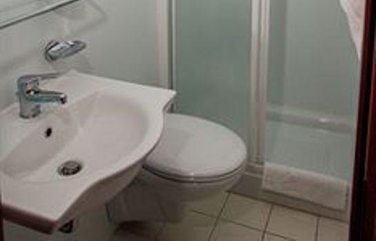 Bathroom Albergo De Jean