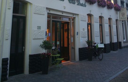 Vista exterior Hotel Old Dutch Bergen op Zoom