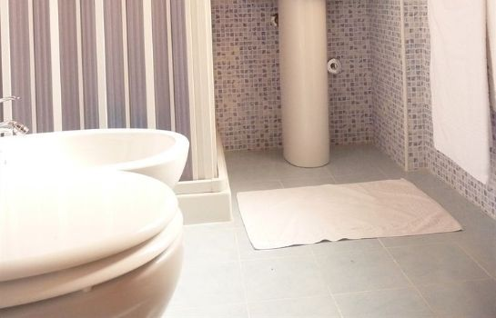 Bagno in camera Agathae Hotel & Residence