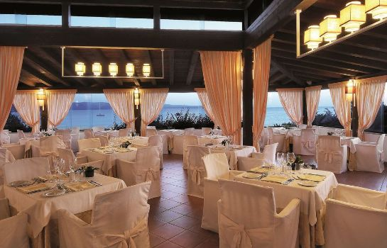 Restaurant Colonna Grand Hotel Capo Testa