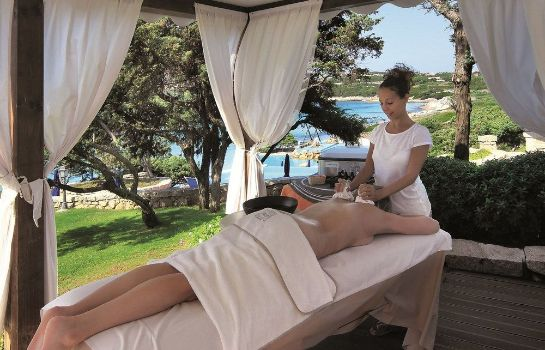 Massageraum Colonna Grand Hotel Capo Testa