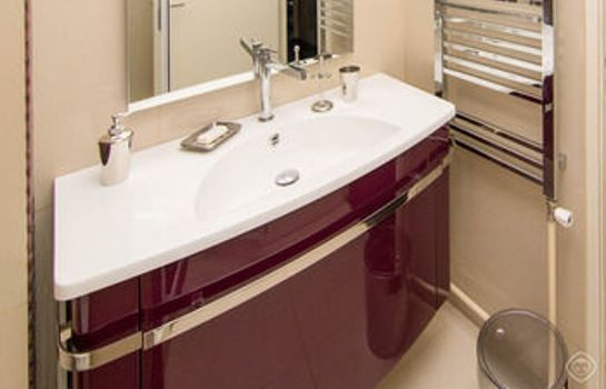 Bagno in camera BP apartments - Etoile