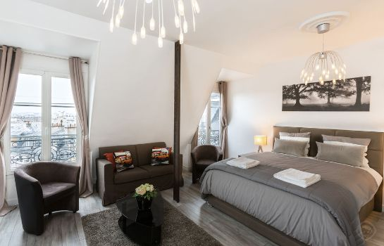 Standard room BP apartments - Etoile