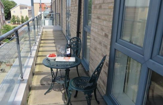 Terrasse Citystay - The Vie