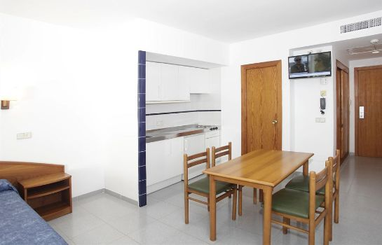 Cucina in camera Apartments Casablanca