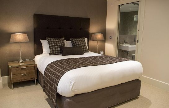 chambre standard Dreamhouse at Blythswood Apartments Glasgow