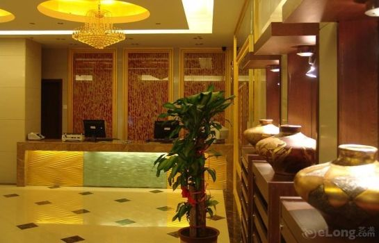 Hol hotelowy Youliya Business Hotel