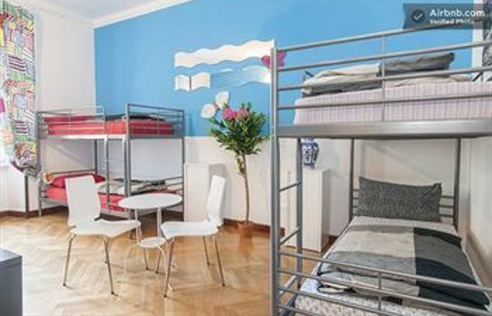 Standardzimmer Central Hostel Milano