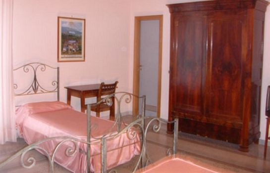 Single room (standard) Albergo Bellavista