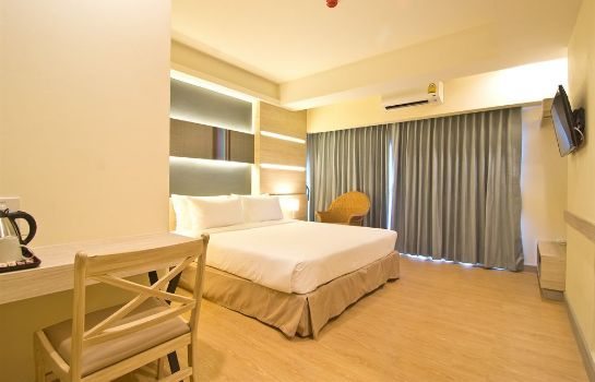 Standard room Sunshine One Hotel Pattaya