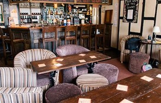 Bar del hotel The Lion Inn