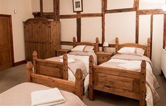 Chambre individuelle (standard) The Lion Inn