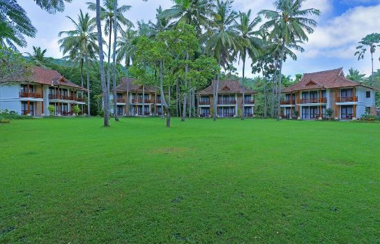 Vista exterior Holiday Resort Lombok