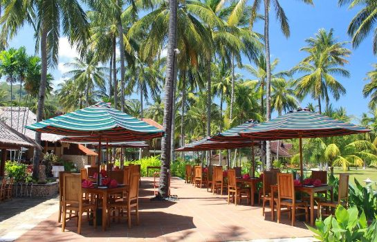 Restaurante Holiday Resort Lombok