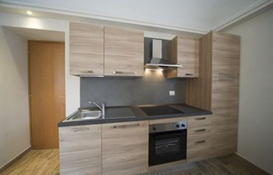 Kitchen in room Residence Tabor