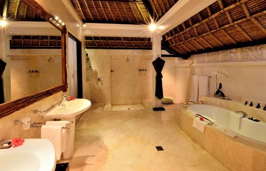 Bagno in camera Viceroy Bali