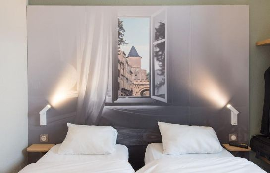 chambre standard B&B Hotel Metz Jouy aux Arches