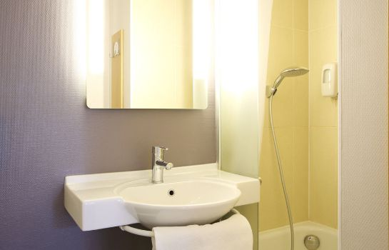 Bagno in camera B&B Hôtel MONTPELLIER (2)